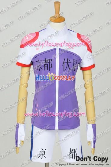 Yowamushi Pedal Cosplay Sakamichi Onoda Shunsuke Imaizumi Shoukichi Naruko Costume