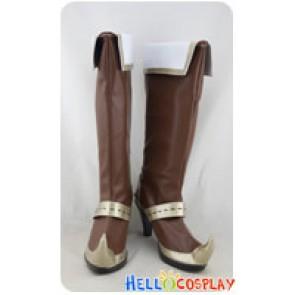 Ragnarok Online RO Cosplay Howard Alt Eisen Boots
