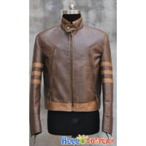 X-Men Wolverine Jacket Cosplay Costume