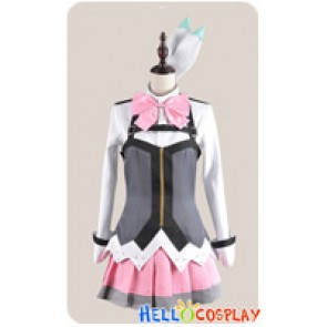 Aquarion Evol Cosplay Mikono Suzushiro Costume Uniform