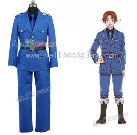Hetalia Axis Powers Italy Military Uniform