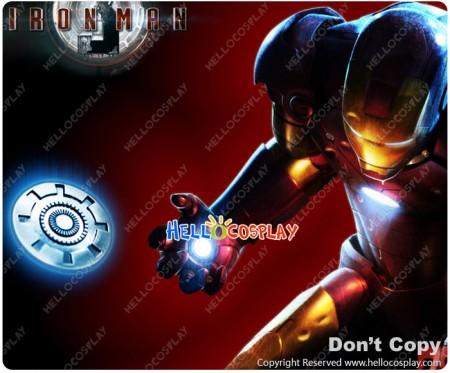 Iron Man Tony Stark Power Core Badge