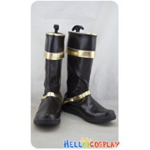 World Of Warcraft WOW Cosplay Shoes Anduin Wrynn Boots