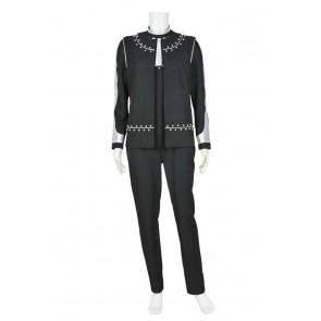 Blakes 7 Kerr Avon Cosplay Costume Jumpsuit