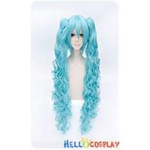 Vocaloid 2 Hatsune Miku Ryuu No Naku Hakoniwa Yori Cosplay Wig