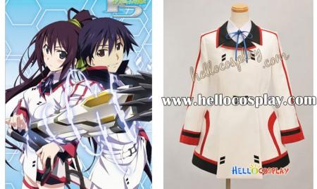 IS (Infinite Stratos) Cosplay School Girl Uniform