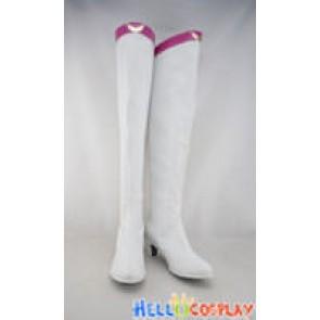 Sailor Moon Cosplay Shoes Tsukino Usagi Long Boots