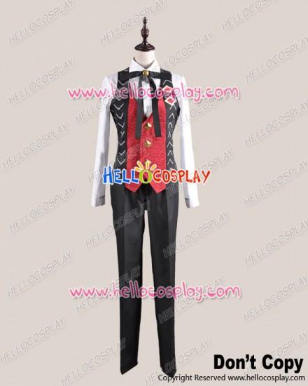 Amnesia Cosplay Ikki Toma Costume Uniform