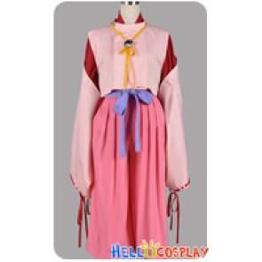 Miyako Minitokyo Cosplay Shikigami III Kimono Costume