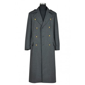 Doctor Torchwood Captain Jack Harkness Cosplay Costume Dark Gray Trench Coat