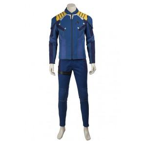 Star Trek Beyond Captain James Kirk Cosplay Costume