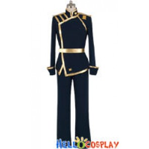 07 Ghost Empire's Mikage Celestine Cosplay Costume