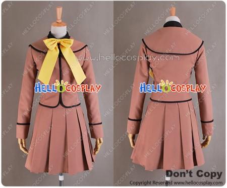 Kamisama Kiss Cosplay Nanami Momozono Costume School Uniform