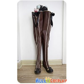 The Legend Of Heroes Cosplay Shoes Sara Valestin Boots