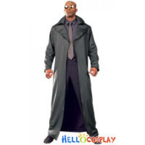 The Matrix Morpheus Adults Cosplay Costume