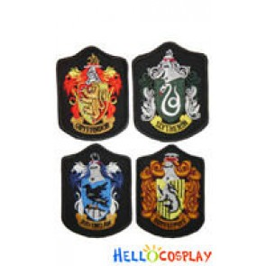 Harry Potter Accessories Make Hogwarts House Badges