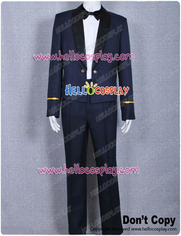 Canadian Air Force Costume Uniform Male Winter Mess Dress