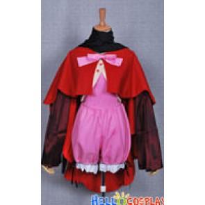 Puella Magi Madoka Magica Cosplay Charlotte Costume
