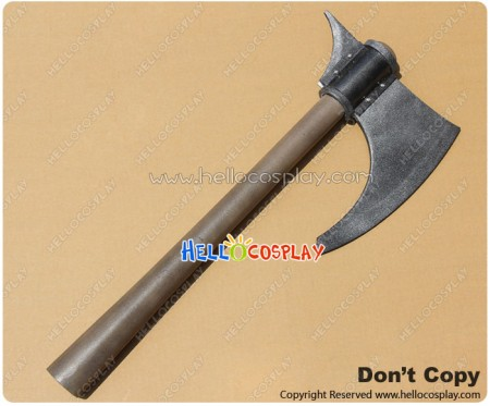 Red Sonja Cosplay Sonja PVC Axe Weapon Prop