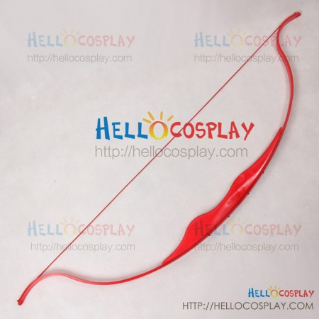 The Hunger Games 3 Cosplay Katniss Everdeen Full Bow Version Prop Weapon