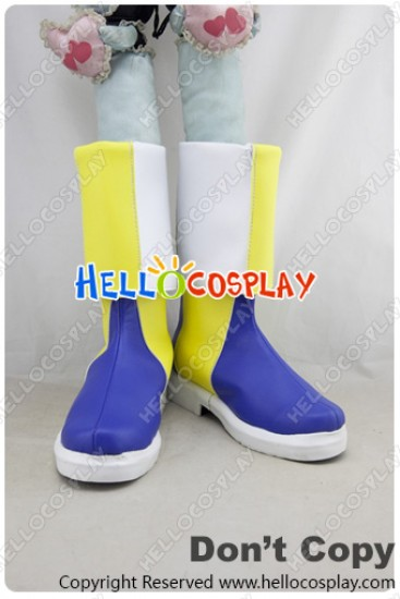 League Of Legends Cosplay Shoes Fighter Riven Boots