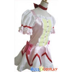 Puella Magi Madoka Magica Cosplay Madoka Kaname Costume