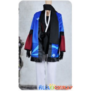 Vocaloid 2 Project DIVA Extend Cosplay Kaito Costume