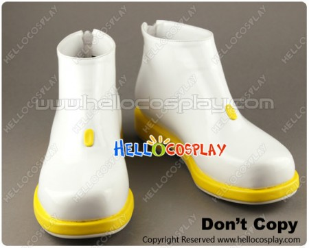 Vocaloid 2 Cosplay Shoes Kagamine Len Shoes