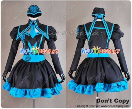 Vocaloid Love Philosophia Cosplay Hatsune Miku Costume