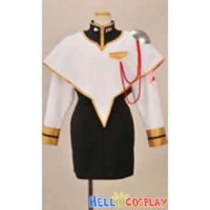 Martian Successor Nadesico Cosplay Uniform