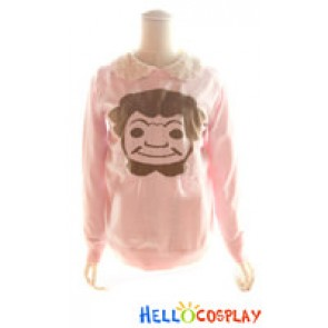 K On Cosplay Hirasawa Yui Costume Sweater