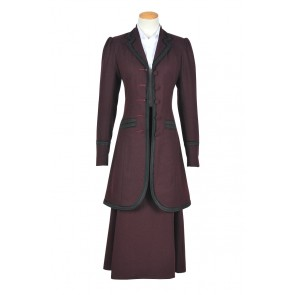 Doctor 8th Season Ninth Master Dark Water Female Missy Mistress Cosplay Costume