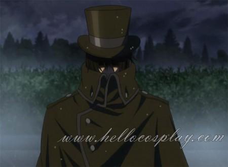 Black Butler II Cosplay Chapter 1 Sebastian Michaelis Costume