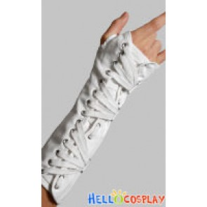 Michael Jackson Dangerous Tour White Arm Brace Cast