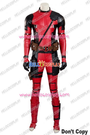 Deadpool X-men Wade Wilson Cosplay Costume