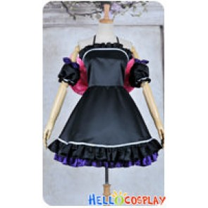 Vocaloid 2 Cosplay Project DIVA F ACUTE Miku Costume Dress