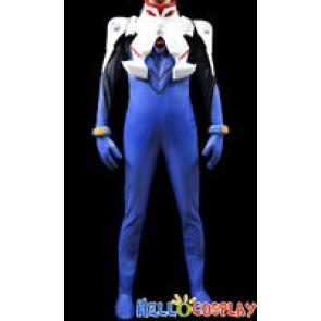 Neon Genesis Evangelion EVA Cosplay Shinji Ikari Jumpsuit Plugsuit