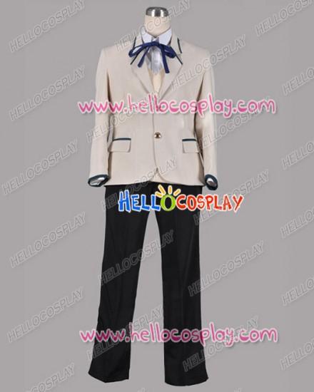 Noli Me Tangere Cosplay Michael Levi Leonid Owen Costume Boy Uniform