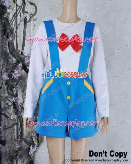 Tamako Market Anko Kitashirakawa Cosplay Costume