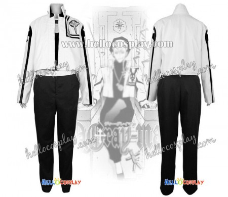 D Gray Man Cosplay Bak Chang Costume