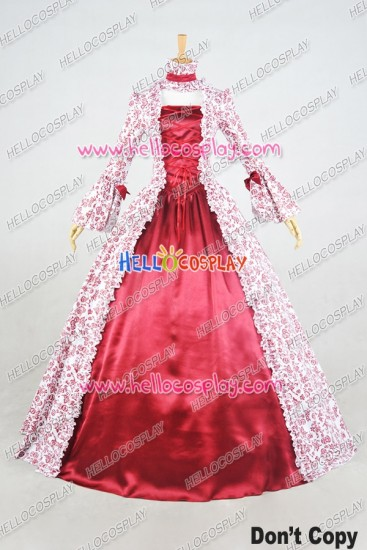 Lolita Dress Victorian Lolita Reenactment Stage Antique Gothic Cosplay Costume