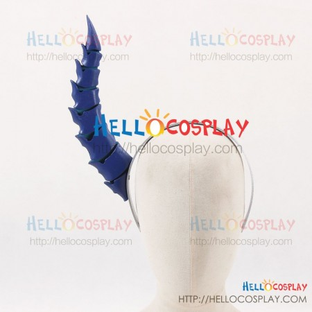 Elsword Cosplay Lu Ciel Headwear