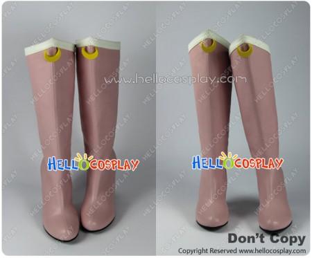 Sailor Moon Cosplay Sailor Chibi Moon Chibiusa Boots