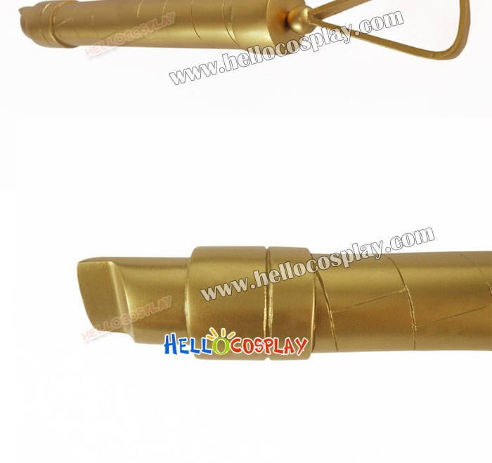 Macross Frontier Sheryl Nome Microphone Cosplay props