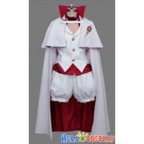 Blue Exorcist Cosplay Mephisto Pheles Costume