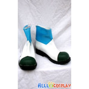Mireille Cosplay Boots From Dot hack//Legend of the Twilight Bra