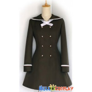 Gakuen Hetalia Cosplay Asia Class Girl Uniform