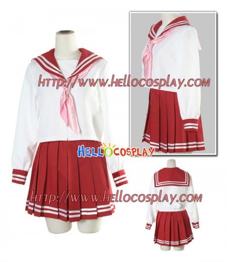 Lucky Star Cosplay Konata Izumi Uniform