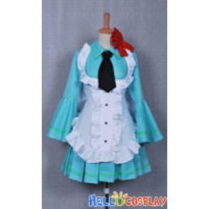 Vocaloid 2 Mr.Alice Hatsune Miku Cosplay Dress