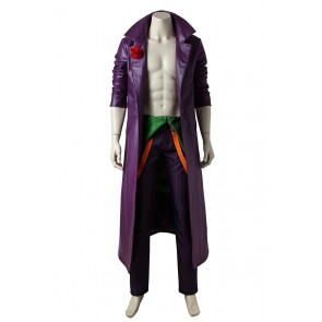 Injustice 2 The Joker Cosplay Costume